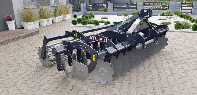 Agregat/brona talerzowa ATL - AGRO-TOM 2020r