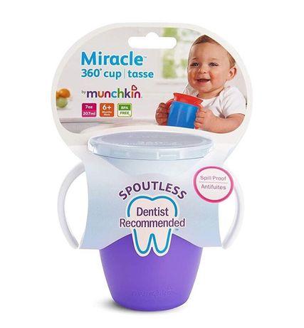 Чашка непроливайка munchkin 360 miracle