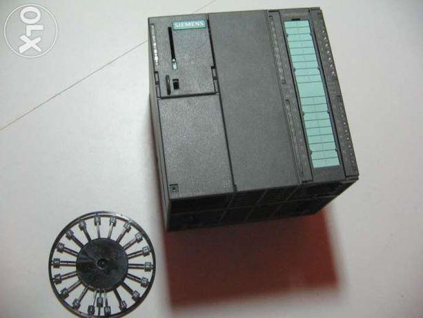 PLC Siemens S7-300 ref 313-6cf03-0ab0 com profibus