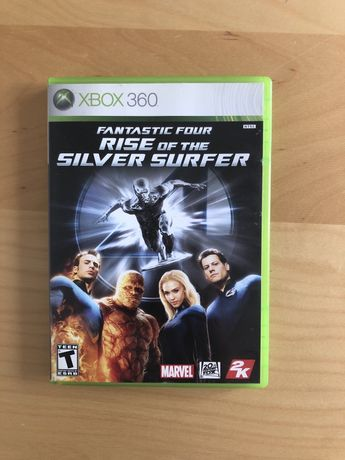 Fantastic Four Rise Of The Silver Surfer | XBOX 360