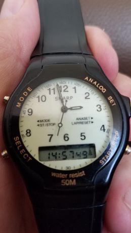 Zegarek Sharp kwarcowy japoński
