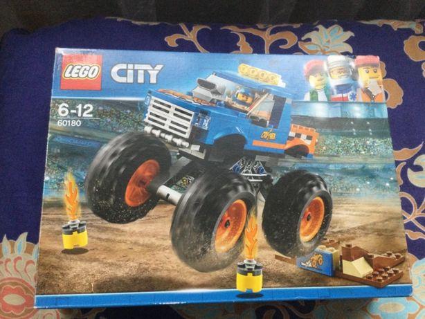 Zestaw Lego City 60180