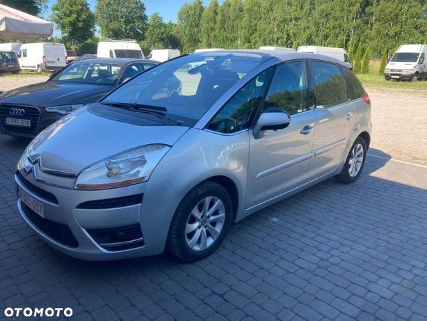 Citroën C4 Picasso opłacony