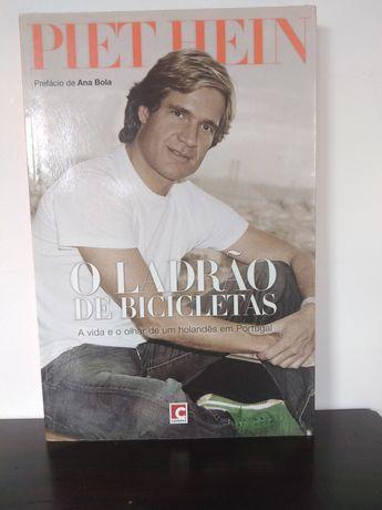 Livro Piet Hein, O Ladrão de Bicicletas