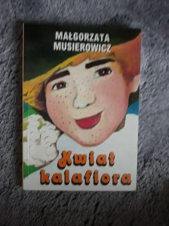 Książka Kwiat Kalafiora