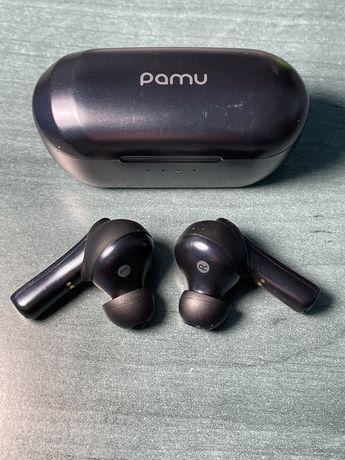 PaMu Slide Mini Słuchawki bezprzewodowe z etui ładującym Padmate T6C