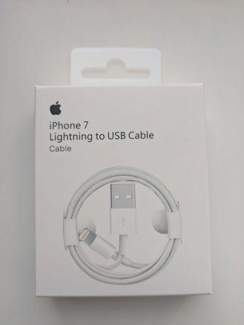 Продам Lightning кабель iPhone 5, 5s, se, 6, 6s, 7, 7p, 8, 8p, x, xs