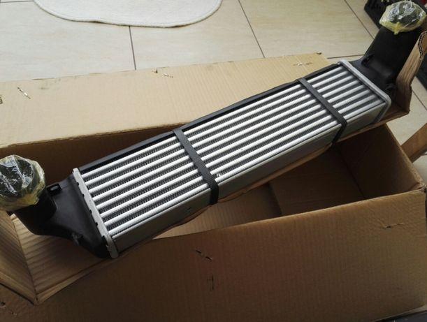 NOWY intercooler NISSENS BMW 3 (E46) 2.0D/3.0D 04.98-02.05 100/135 kW