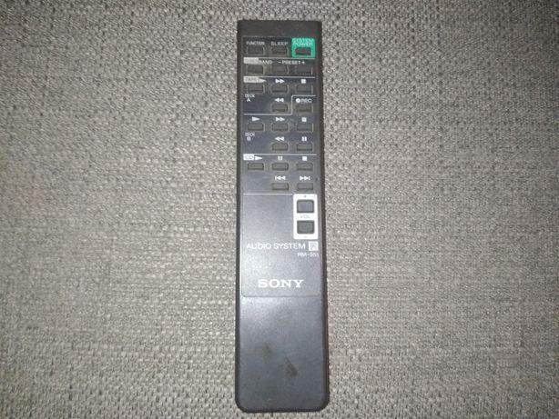 Comando de Aparelhagem / Áudio da Sony RM-S51