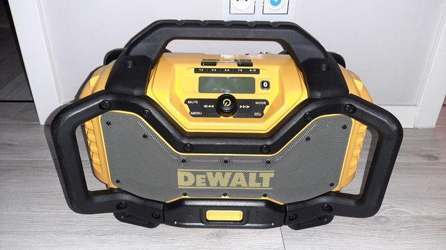 Radio budowlane DeWalt DCR027 ładowarka FlexVolt 54V i 18V