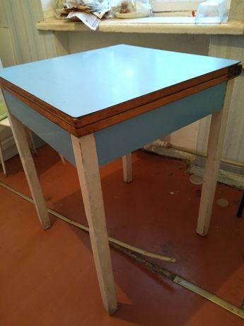 Стол раскладной деревянный прочный компактный очень удобный