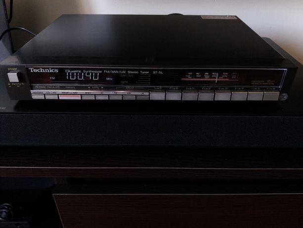 Radio Technics ST-5L FM/MW/LW Quartz Synthesizer Vintage Sprawne