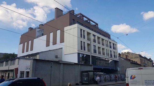 Продаж апартаментів у історичному центрі міста від забудовника
