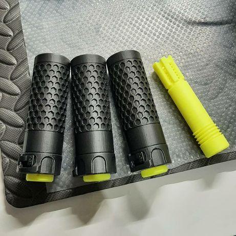Kits tapa-chamas Airsoft