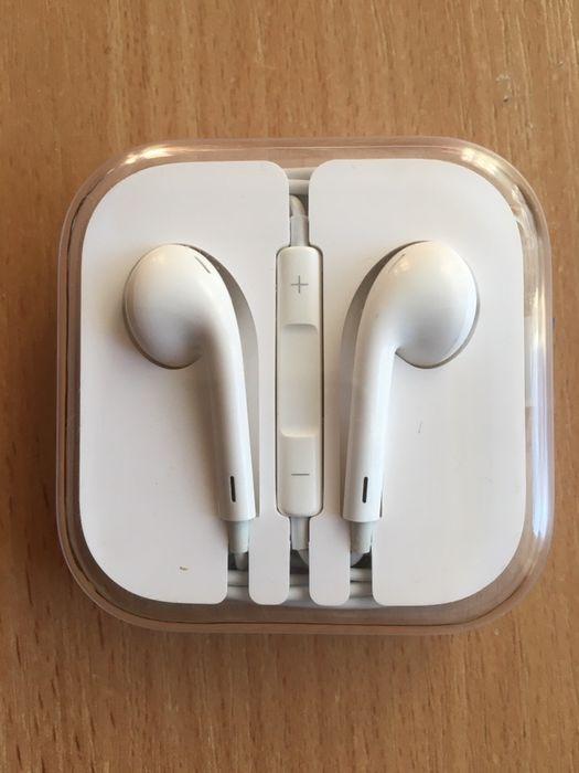 Навушники  Apple Ear Pods з мікрофоном і коннектором 3,5 мм., ОРИГІНАЛ Ивано-Франковск - изображение 1