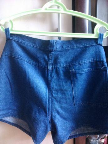 Szorty jeansowe rozmiar 40 duże