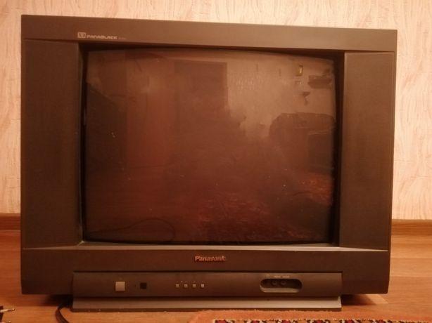 Телевизор Panasonic, тюнер Т32, тумба под тв.