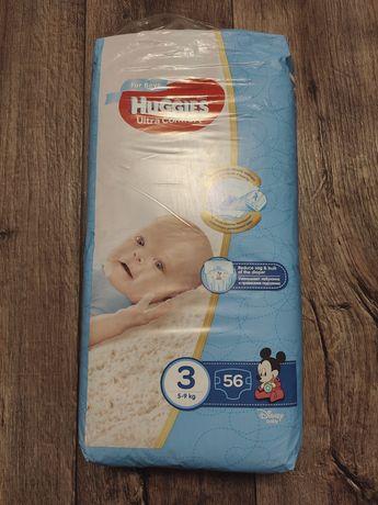 Подгузники памперсы Huggies Ultra Comfort 3 (5-9 кг), 56 шт.