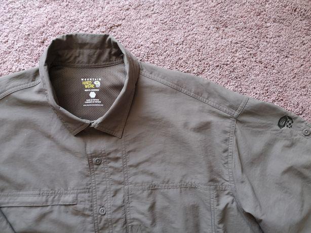 Koszula techniczna Mountain hard Wear khaki