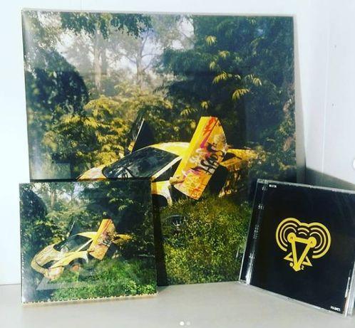 O.S.T.R OSTR Hade HAOS2 Haos limitowany ep cd vinyl hip hop rap