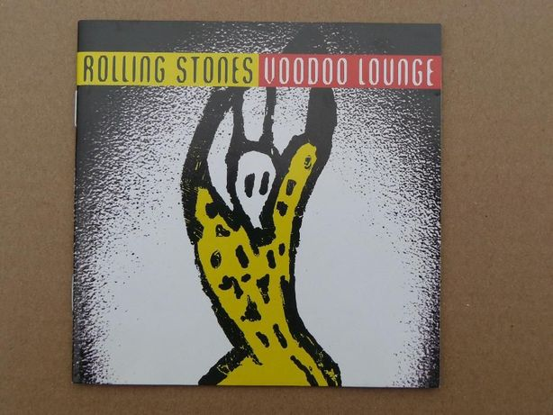 cd The Rolling Stones - Voodoo Lounge 1994 Virgin Rec. 1wydanie EU