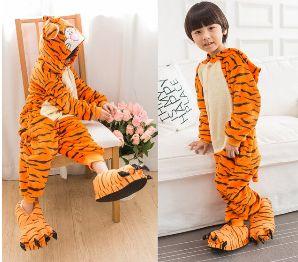 Macacão TIGRE - 6 Anos