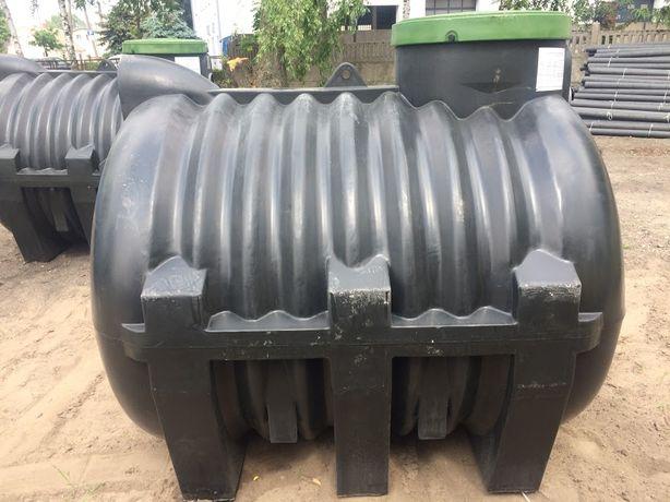 Osadnik gnilny 3000l zbiornik woda deszczowa szambo oczyszczalnia