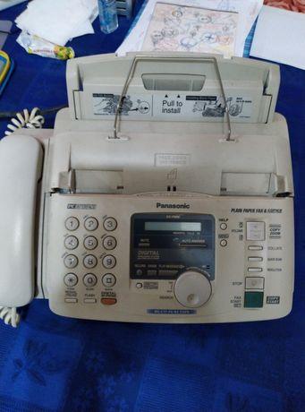 Факсимильный аппарат Panasonik. Факс Разные