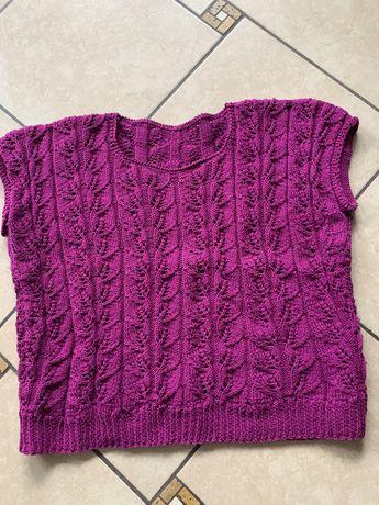 Sweterek, kamizalka 38