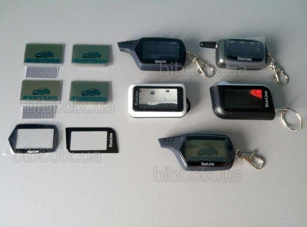 Корпус дисплей стекло пульт для Starline Старлайн A,E60,61,63,90,91,93
