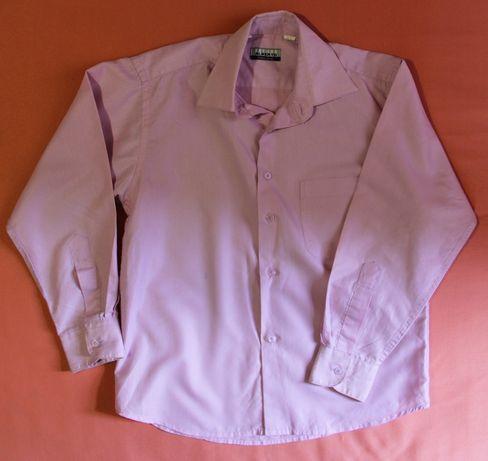 Рубашка школьная на мальчика
