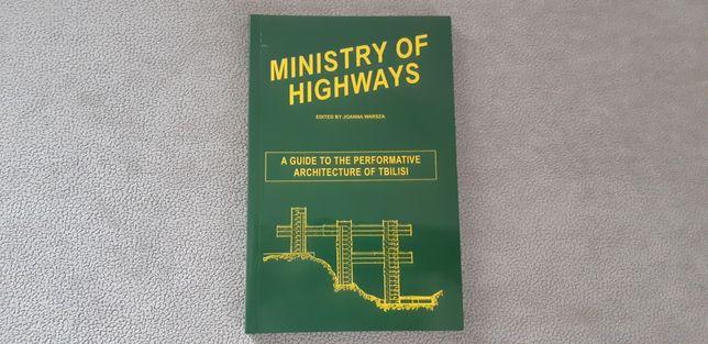 J.Warsza - Ministry of Highways PO ANGIELSKU angielski architektura