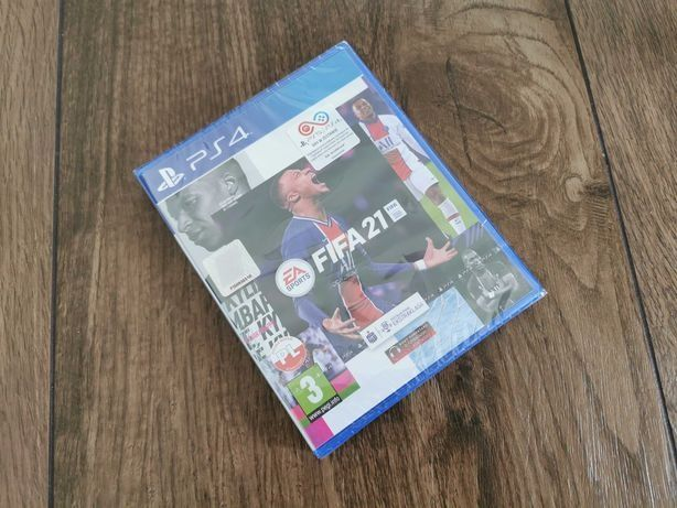 Gra FIFA 21 PlayStation 4 PS4 Fifa21