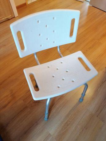 Krzesło pod prysznic