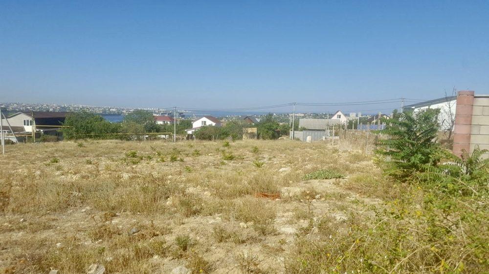 Продам свой участок 5 соток Крым Севастополь Севастополь - изображение 1