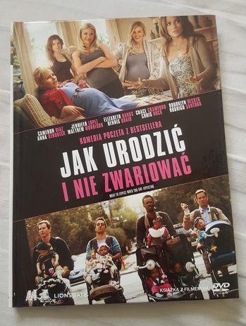 Film DVD Jak urodzić i nie zwariować