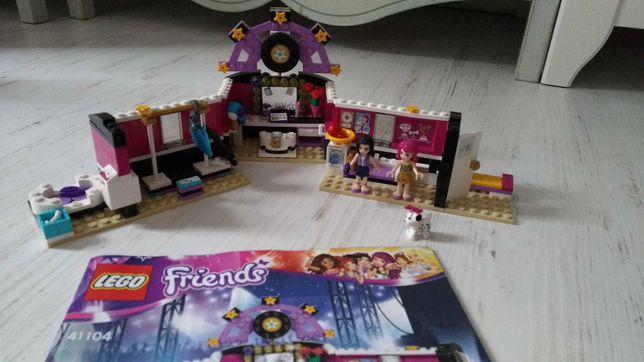 41104 LEGO friends garderoba gwiazdy Pop