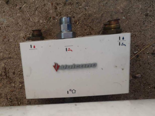 Kit termostatico de apoio solar