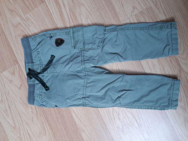 Spodnie dla chłopca coccodrillo rozmiar 92