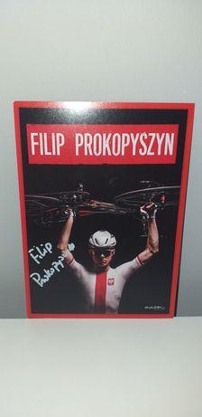 Autograf - Filip Prokopyszyn