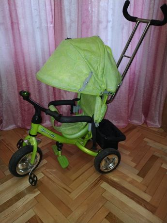 Велосипед трьохколесний Азимут трайк.
