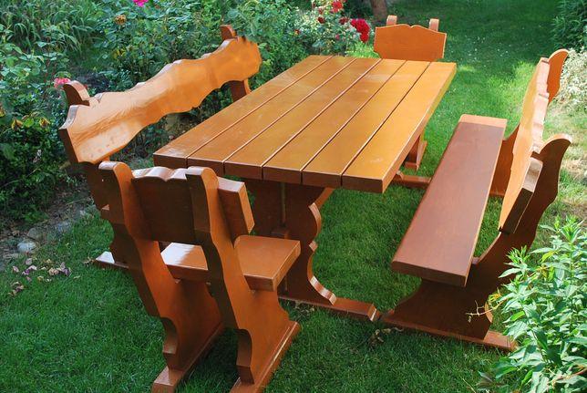 Stół biesiadny! Stół do ogrodu! S05
