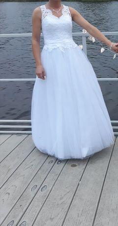 Suknia ślubna -sprzedam