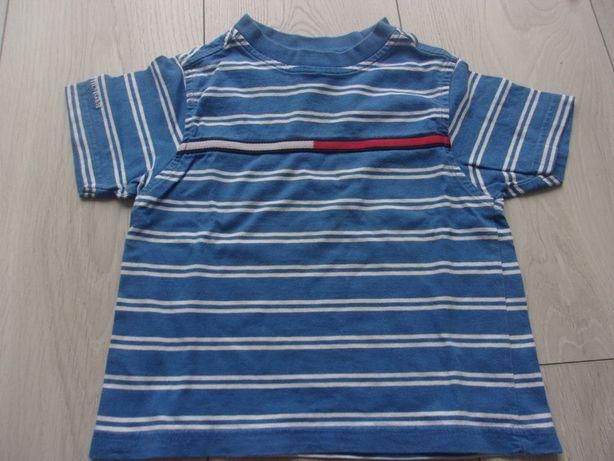 koszulka shirt tommy hilfiger 92 2 lata