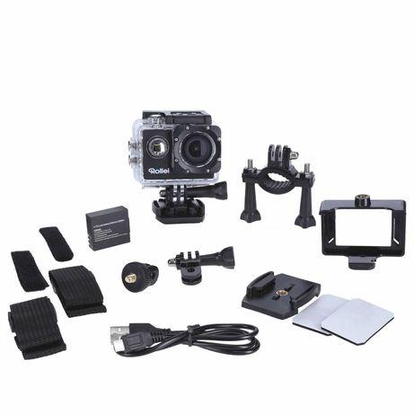 Action Cam Экшн камера Rollei 4S plus WiFi 4K карта памяти в подарок.