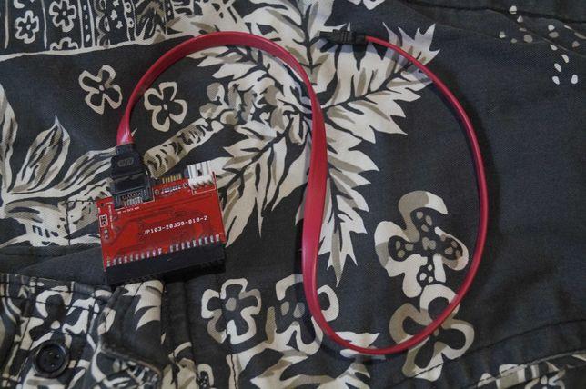 Двунаправленный адаптер SATA to IDE & IDE to SATA