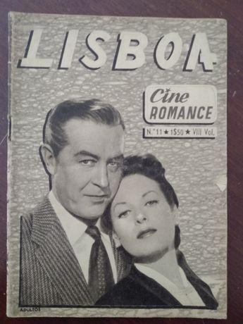Revista Cine Romance dos anos 60