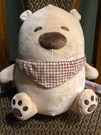 Милий ведмедик від мінісо