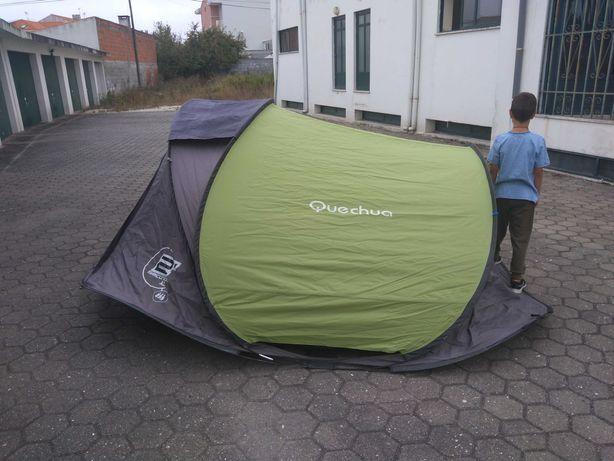 Tenda Quechua 2 seconds - 3 pessoas