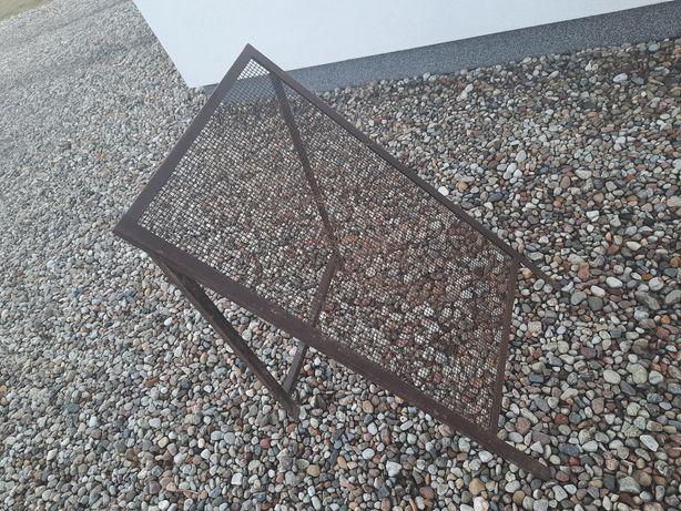 Sito budowlane do piasku, kamieni